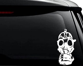 Zombie Text Wall Decal Truck Car Window Vehicle Decor Laptop 3M Sticker LO329