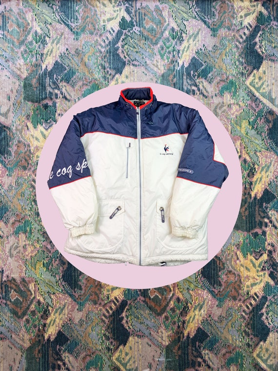 Le Coq Sportif Jacket France Threecolors