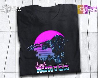 Jungle Hunter T Shirt Predator T Shirt
