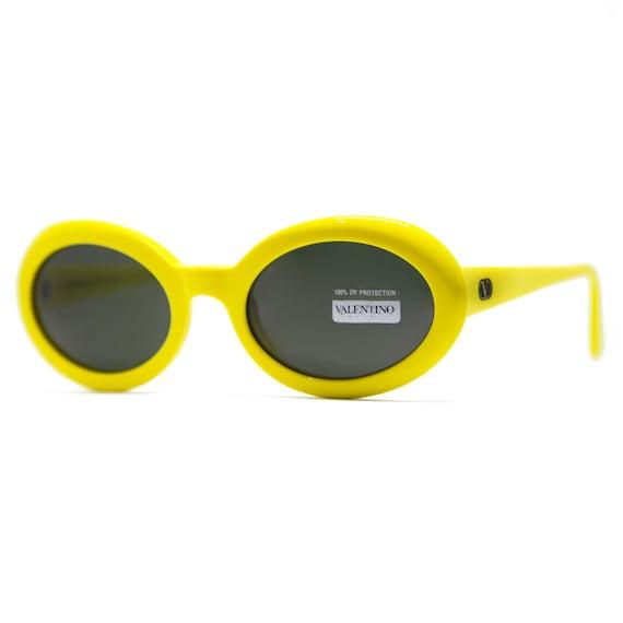Valentino V697, Vintage sunglasses from 90s, Occhi