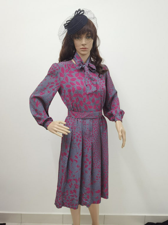 Hardy amies 80s vintage dress