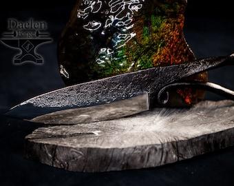 Hand Forged '68 Camaro Knife