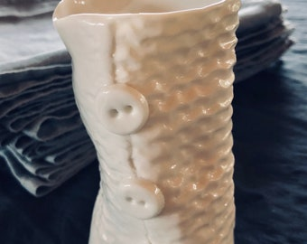 Coffee Mug / Porcelain / Ceramic / Pottery / Pottery / Vase / Cup / Coffee Cup / Tea / Gift / Gift Idea