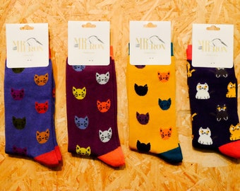 Mens Bumble Bee Bamboo Cotton Socks Antibacterial Sustainable