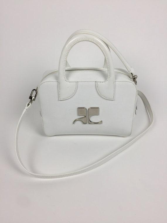 Handbag courrèges
