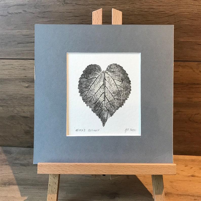 Heart/'s Delight 20x20cm unframed Digital Print