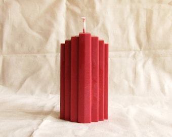 Staire Pillar Candle