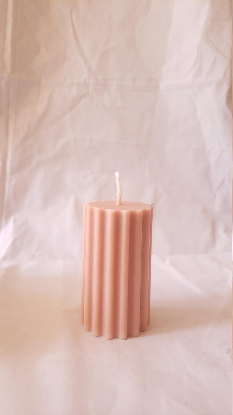 Reign Pillar Candle image 0