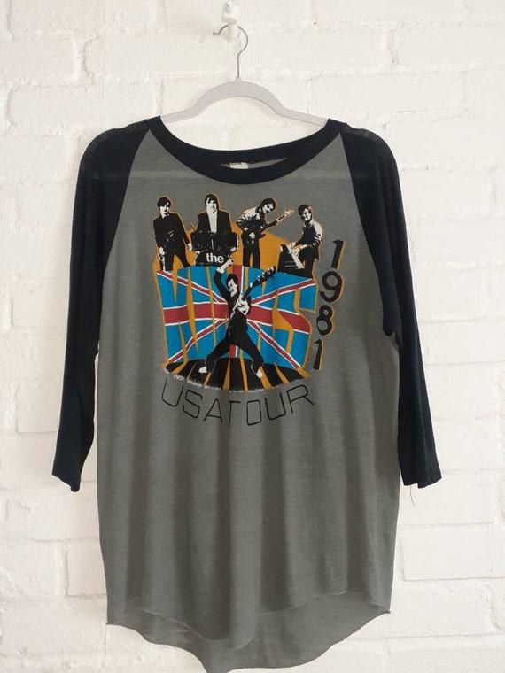 1981 The Kinks Band Tee