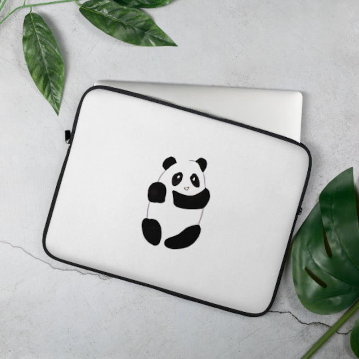 16. Daft Panda Laptop Sleeve