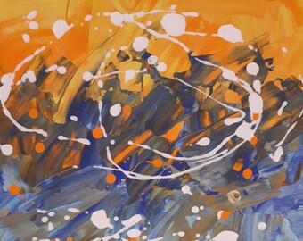 Orange series I