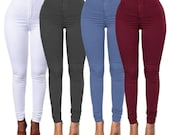 Casual jeans for tight women