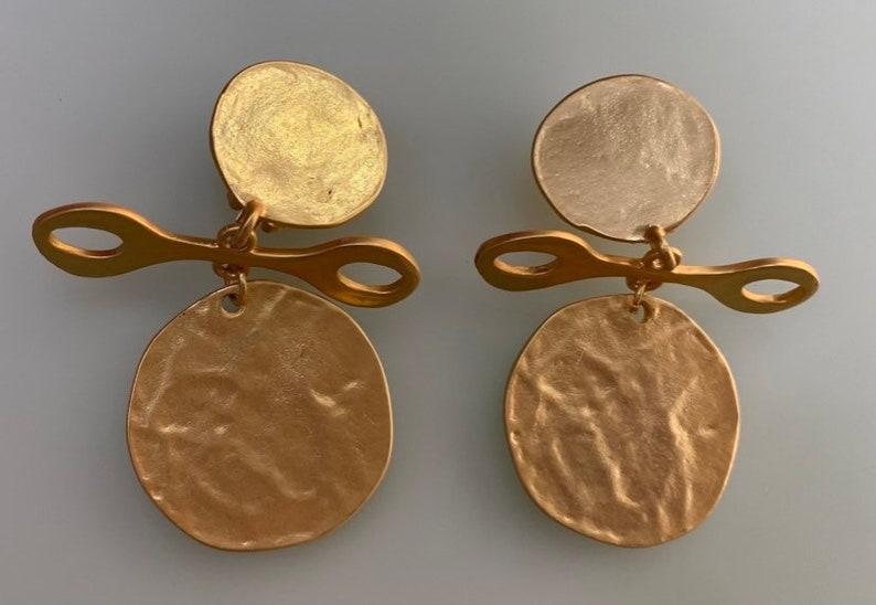 Earrings by Kenneth Jay Lane