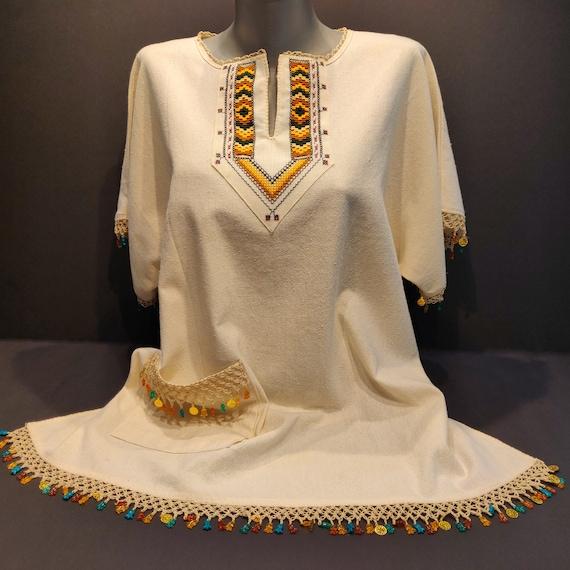 Handmade Unique Cotton Shirt For Women