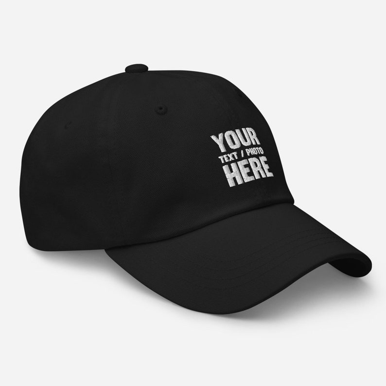 Custom Hats High Quality Personalized Dad Hat Gifts For Her Him  Birthday  Valentines Day  Mothers Fathers Day  Women/'s Day 2021