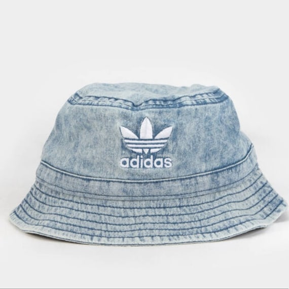 ADIDAS Denim Womens Bucket Hat