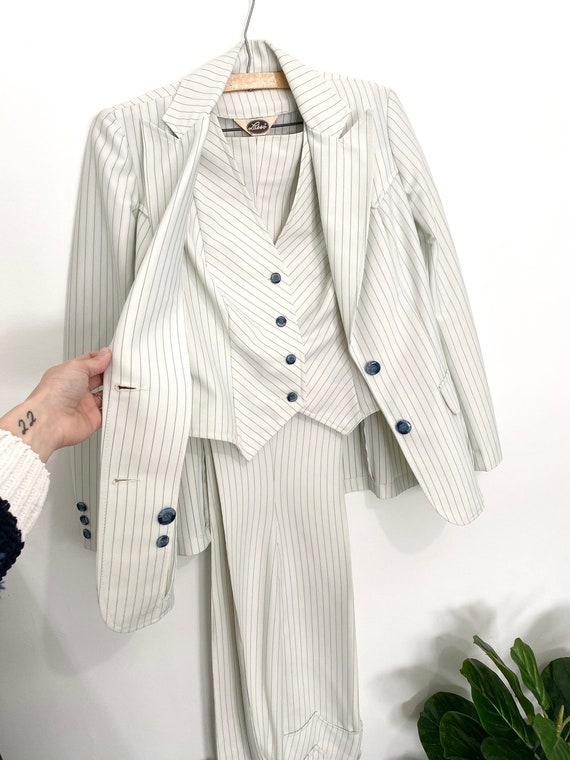 Vintage Lasso Woman's Western three piece suit si… - image 3