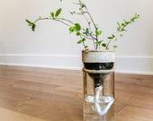 Self-Watering Planter, Self-Watering Hydroponic Garden, succulent Planter