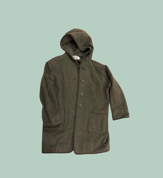 1990s Alpaca/Mohair Coat