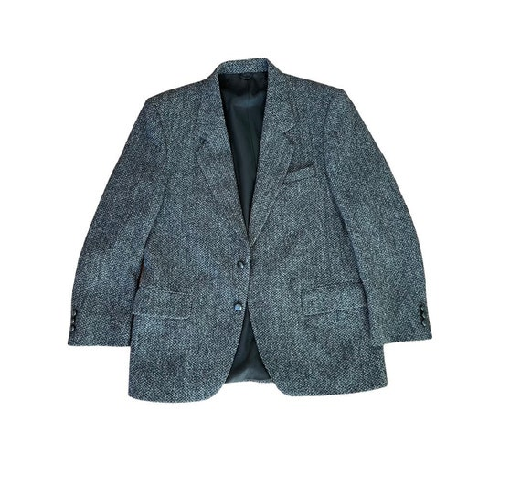 Harris Tweed Sport Jacket Size 40s