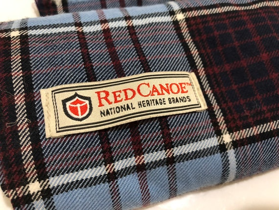 Red Canoe Scarf