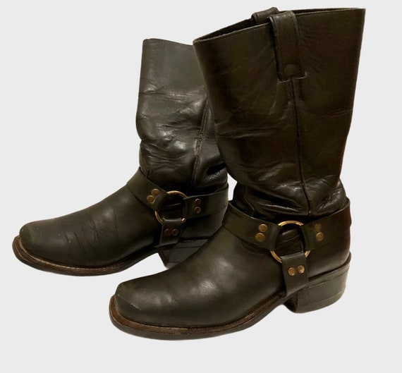 Bikers Harness Boots size 40