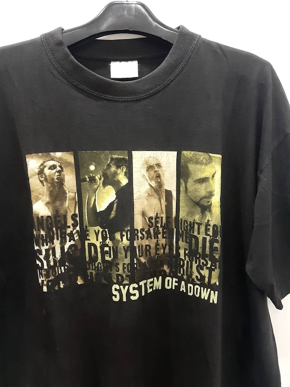 Vintage System of a Down Shirt