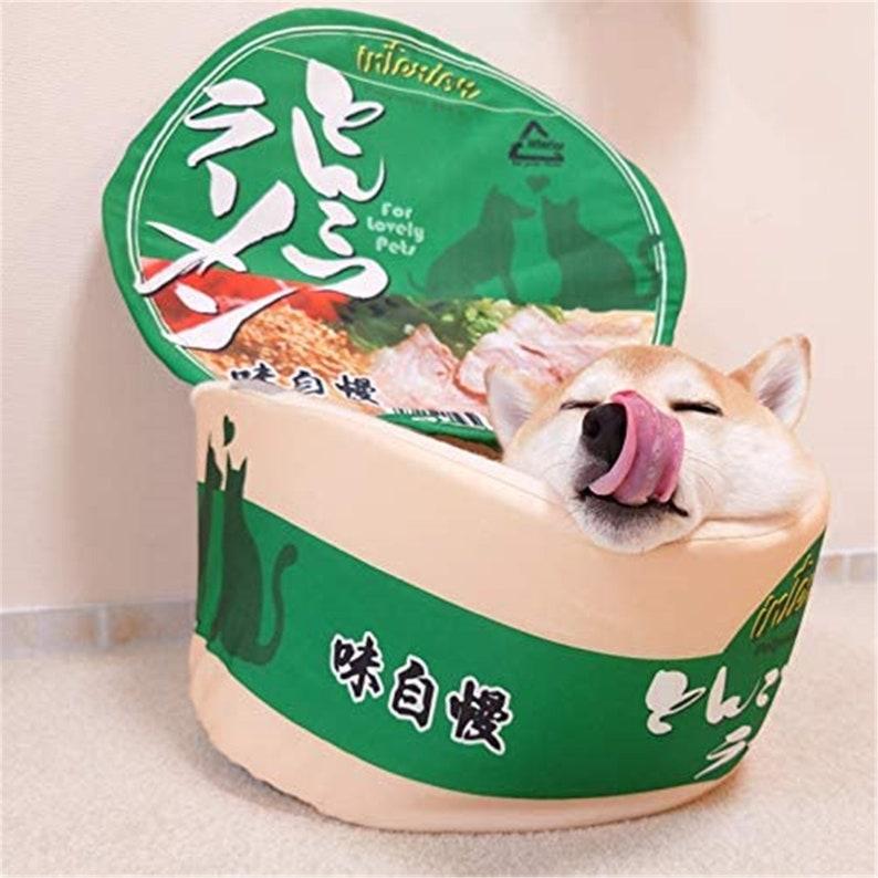 luxury cat beds Creative Kennel-Noodle pet bed-Puppy dog bed-Warm Soft Cat Basket-Pet sleeping nest
