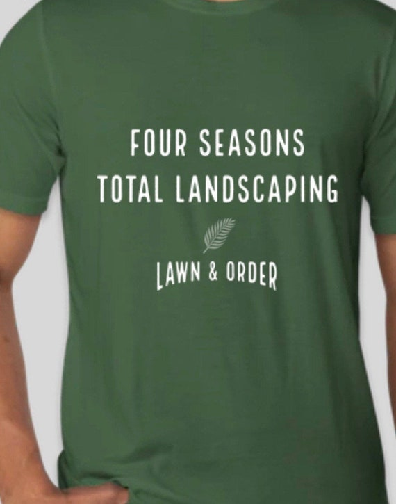 Four Seasons Total Landscaping Lawn Order Support Ga Etsy