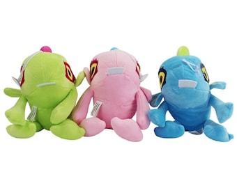 World of Warcraft Hearthstone Murloc tadpole plush soft toy