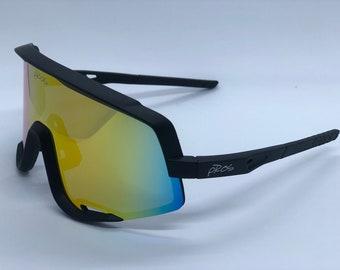 PROS-400Cycling Glasses Outdoor Sport Mountain Bike Polarized Sunglasses Eyewear