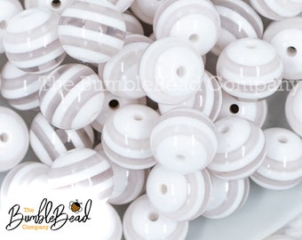 Acrylic Beads 18mm x 13mm White AB Faceted Rondelle Chunky Beads Set of 10 White Iridescent Bubble Gum Beads M/&M Bubbles Gumball Beads