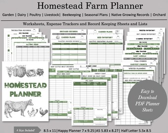 Homestead Farm Planner
