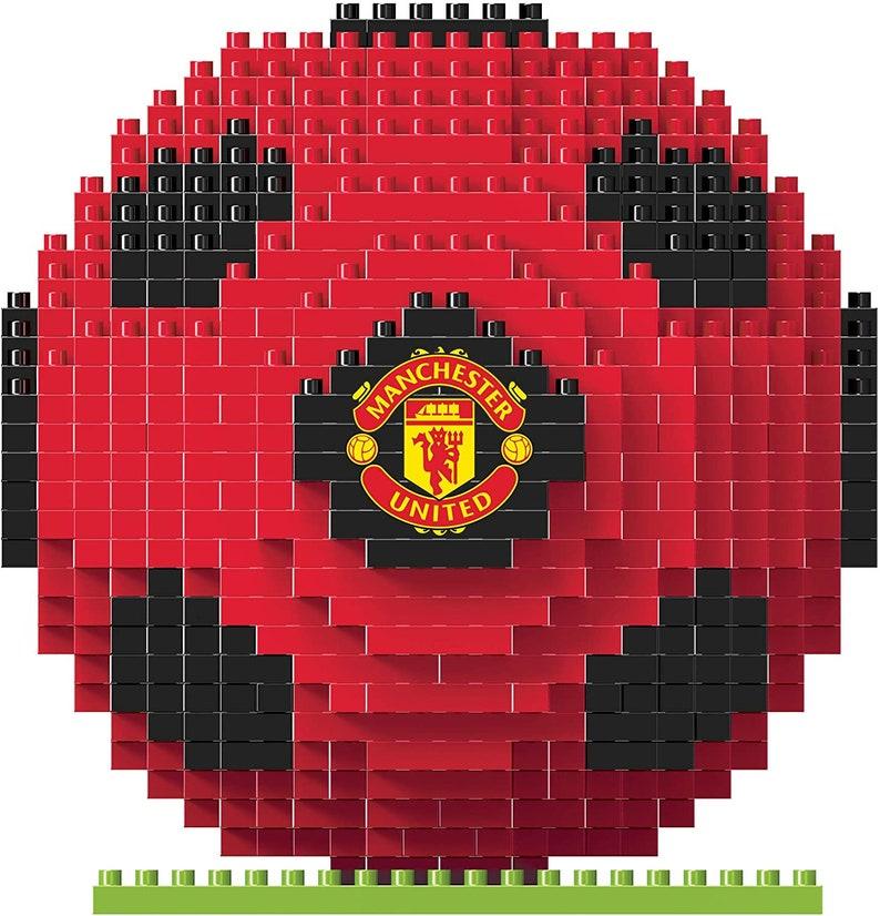 BRXLZ Football 3D Building Set\u2026 Manchester United F.C