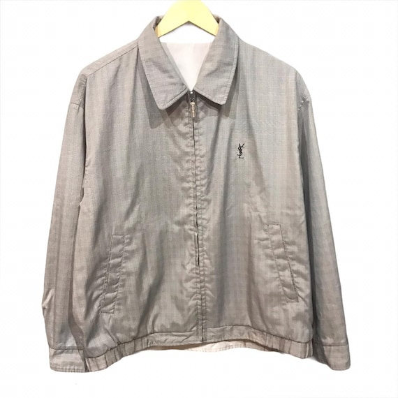 Vintage Ysl Reversible Jacket