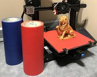 3D Printer Tape - 235mm x 25m Roll / Creality Ender 3 / Ender 5 / CR-6 se / CR-10 Mini / Prusa / Anycubic