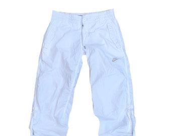 Vintage 00's Womens NIKE Tracksuit Pants   Pantalone Tuta Donna NIKE Vintage inizio 2000