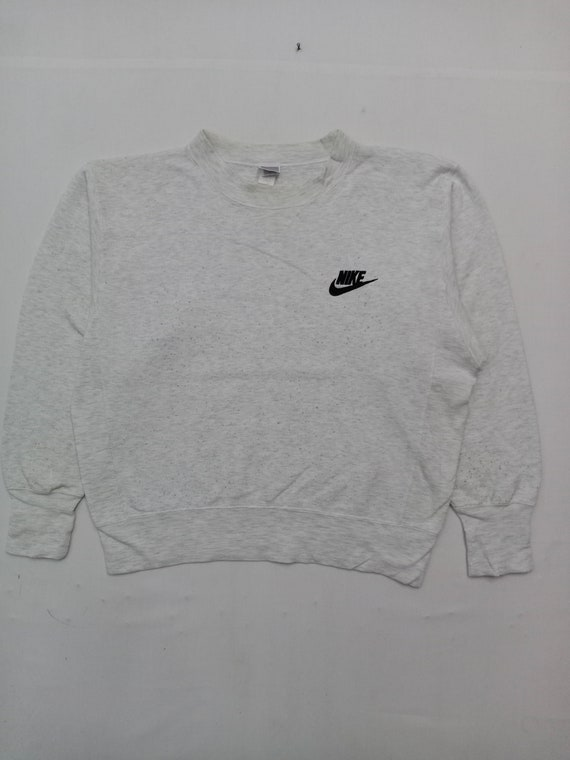 Vintage Nike Small Logo Spellout Sweatshirt