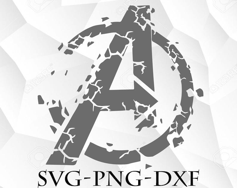 Marvel avengers svg cricut png Avenger logo break svg Marvel avengers svg file for cut png dxf dxf Marvel avengers svg