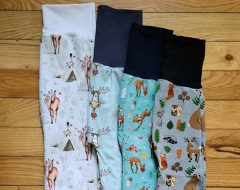 Grow With Me Pants - Maxaloones - Kids Pants - Baby Clothes - Custom Orders