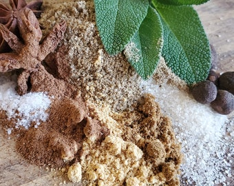 Abracadara Blend - Magical blend of cumin, ginger, sage and warm spices