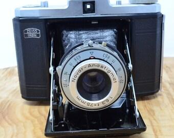 Nettar II 517/16 Zeiss Ikon Folding Camera