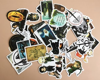 50pcs Military Sticker Pack Decal Vinyl Guitar Luggage Tide Skateboard Laptop
