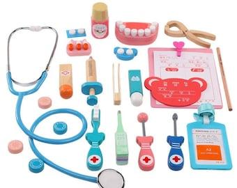 Montessori Doctor/Dentist Kit