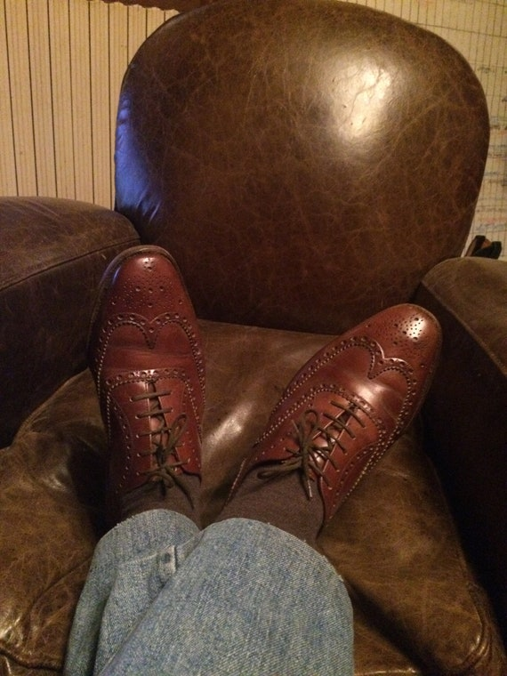 Men's Shoes Church's Richelieu Chetwynd Acajou Vin