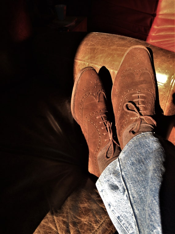 Men's Shoes Church's Richelieu Cape Buck Sweden Br