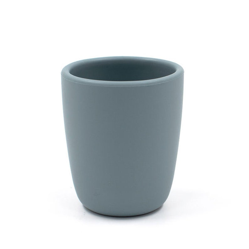 Silicone Cups teal meal Best Baby Cups Baby Cup