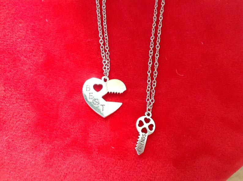 Heart Friendship Collar