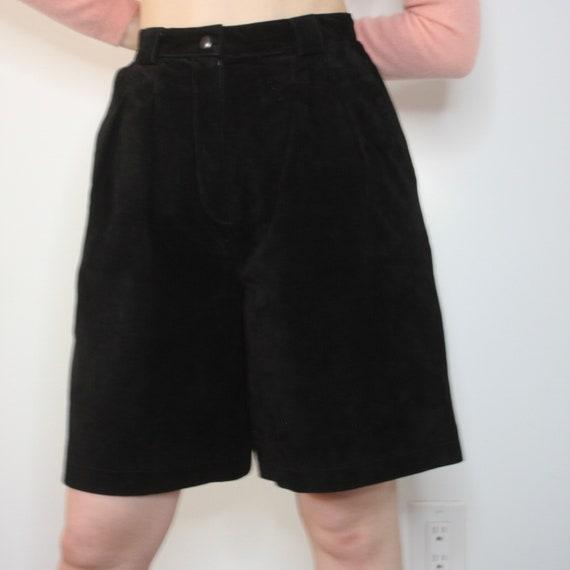 SALE 1950s Grasshopper high waisted shorts