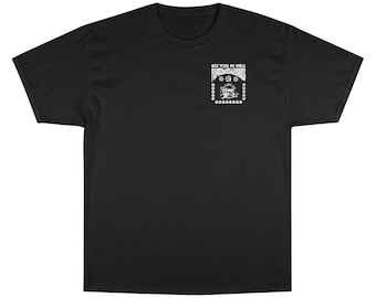 Obey See You in Hell Snake Two Tone Tee A57